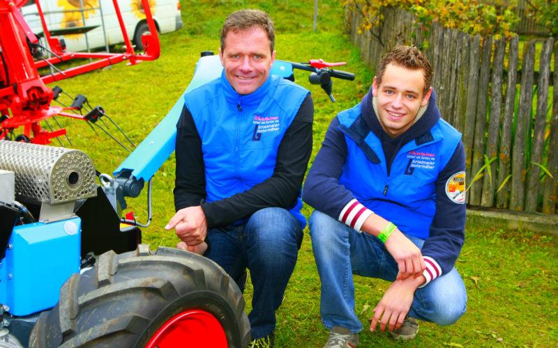 Kundendienst - Norbert und Martin